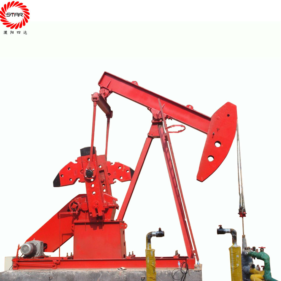 Supply Oilfield Petroleum Explosion Equipment API Standard Crank Balance C Series Pumping Unit