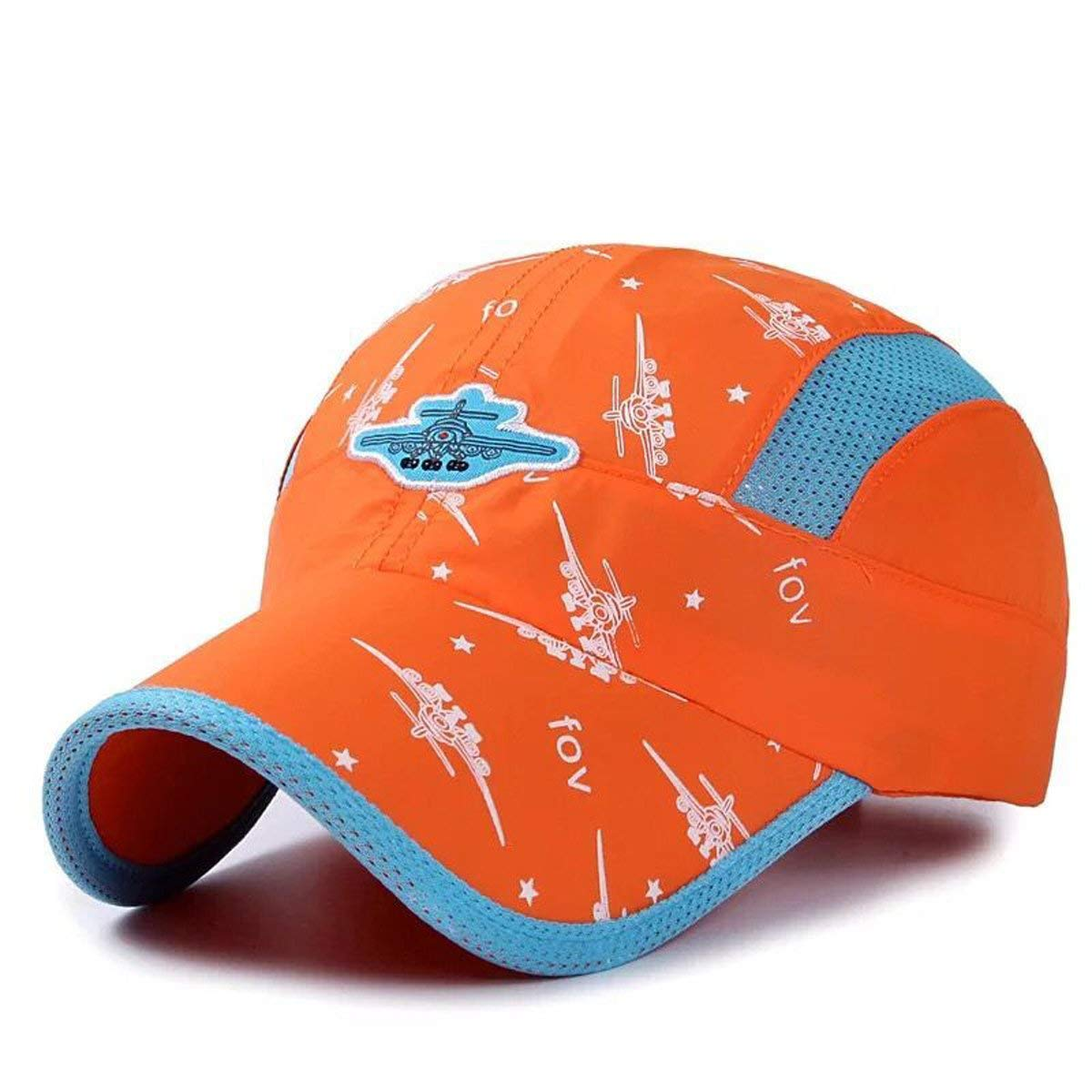 ddc98dde491 Get Quotations · JOYEBUY Kids Girl Boy Lightweight Quick Drying Sun Hat  Summer UV Protection Baseball Cap