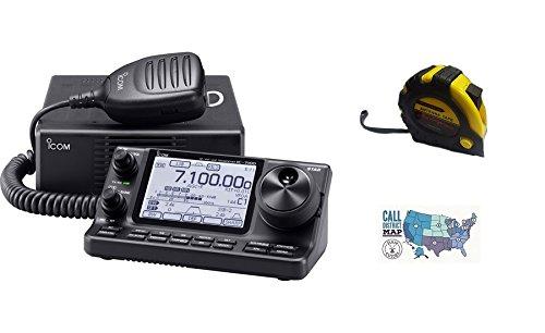 Buy Bundle - 3 Items - Includes Icom IC-7100 Mobile radio