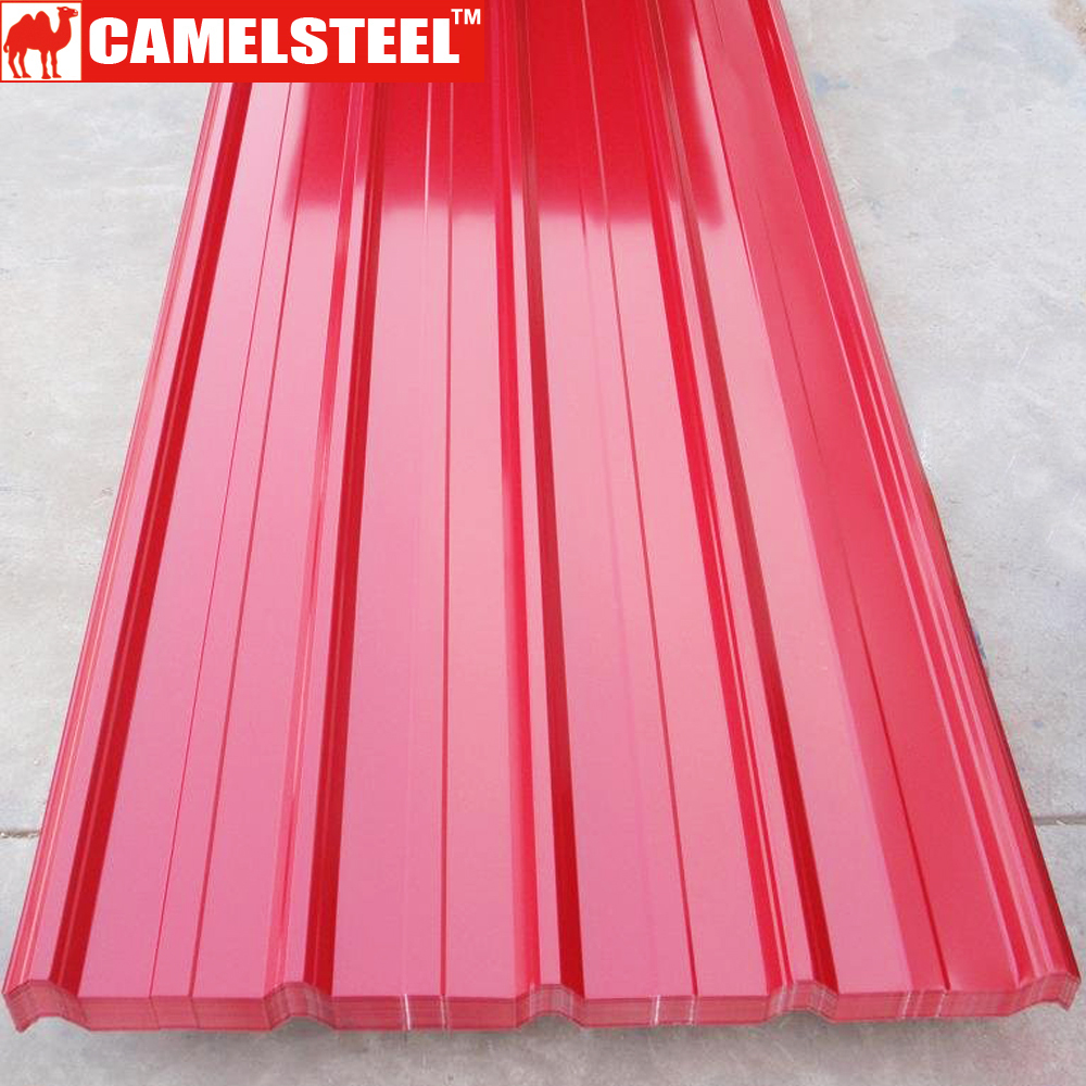 High Quality Color Steel Roof Tile Color Roof Philippines Galvanized Sheet Metal