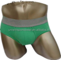 Top Silver Brief Bulk Price mens Underwear