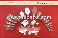 Metal Halide Lamps, MH Ballast Magnetic/Electronic, Ignitors, Luminaries, Street Light fitting