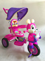 Popular cheap children trike with music and light 2016 New design baby tricycle Kid's tricycle with EVA wheel