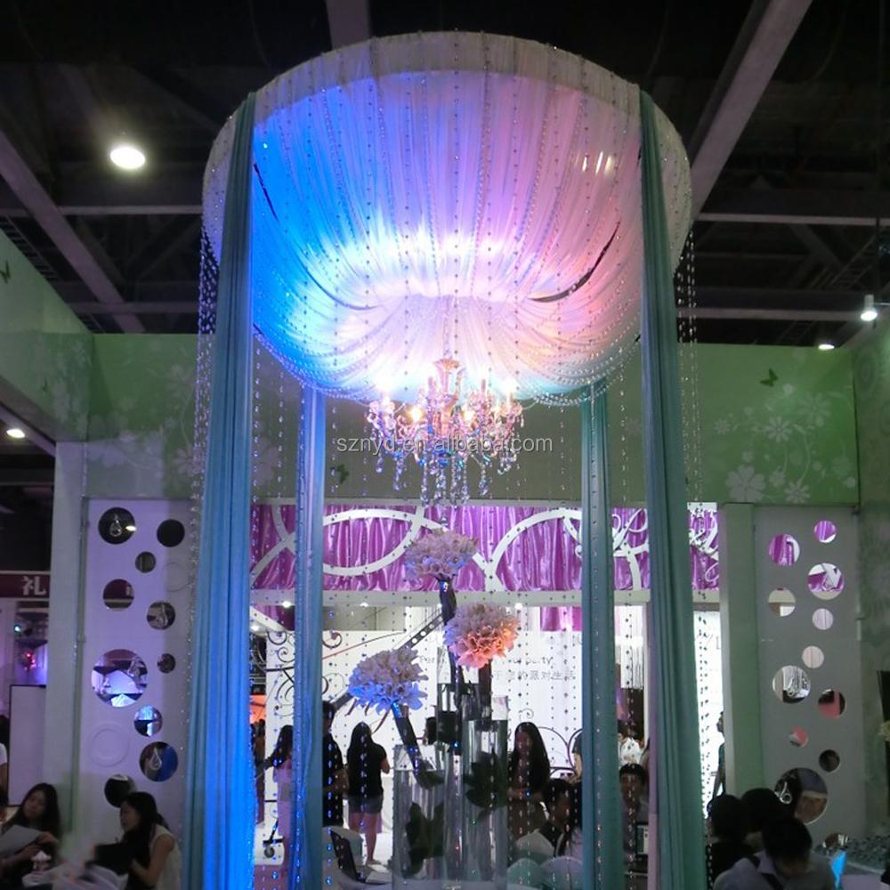 Latest creative colorful fibreglass sculpture flower wedding latest creative colorful fibreglass sculpture flower wedding decoration junglespirit Images