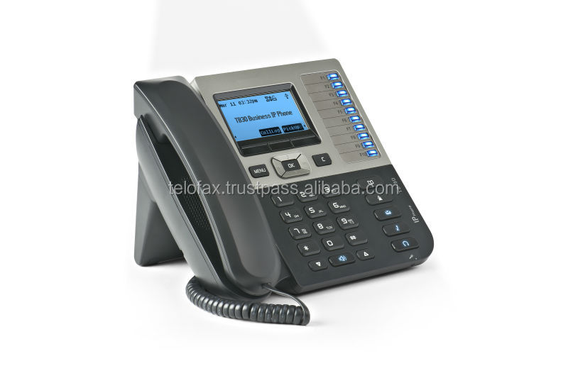 Technicolor Thomson TB30 VOIP IP SIP MGCP Phone Telephone HD VOICE BT POE