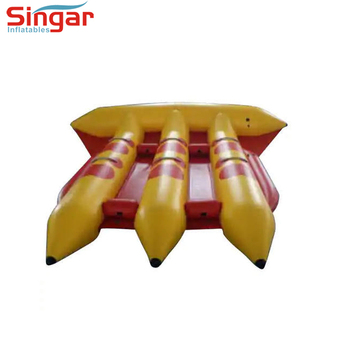 Crazy Water Sports Inflatable 2 Person Pontoon Flying Boat Pvc Banana Boat Sale Buy 2 Person Pontoon Boat Boat Pvc Inflatable Pontoon Boat Product