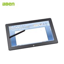 windows 8 OS I3 core processor Tablet PC 2gb 32gb ips display 11.6 inch support Russian Spanish wifi usb 3.0