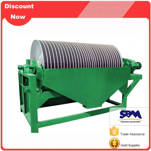 Shanghai magnetic separator , gold magnetic separator machine for mining