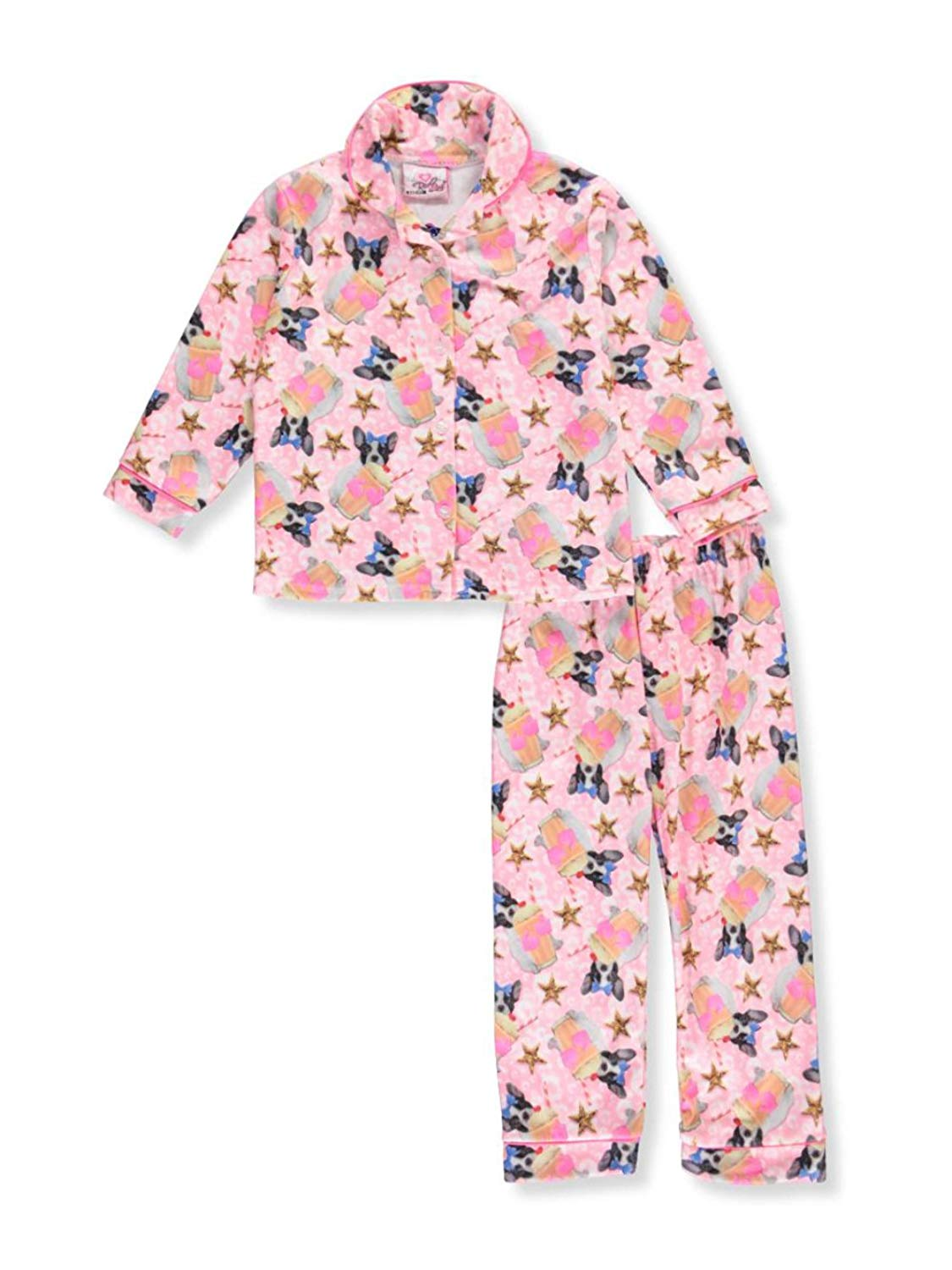 be2370e9e Two Piece Footed Pajamas Toddler