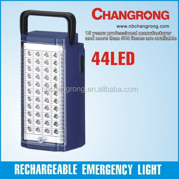 CR-1041 Power Outage Home Rechargeable LED Emergency Light