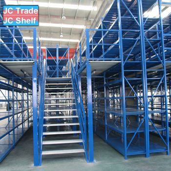 Adjustable Heavy Duty Power Coating Pallet Racks for Food