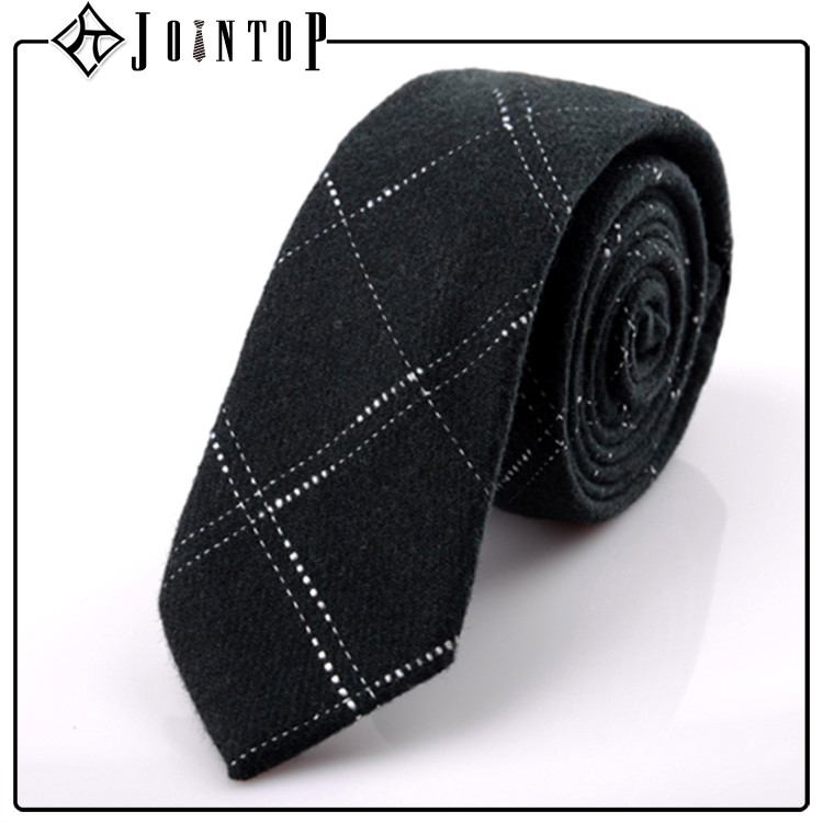 Classic Design High Quality Men Skinny Wool <strong>Tie</strong>