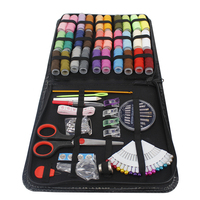 Amazon best seller high quality travel foldable portable sewing kits