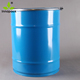 High Quality 50L painted empty steel drum with lever lock ring for inks without handle