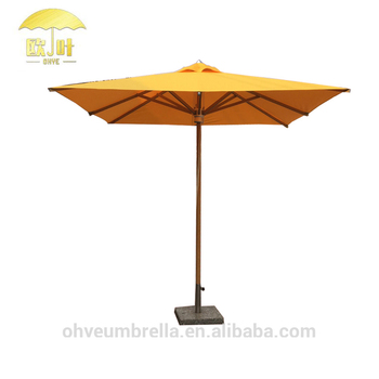 Heavy Duty Outdoor Living Garden Parasol Umbrellas