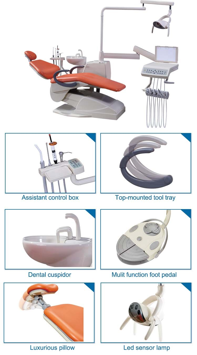 Parts of dental chair - Dental Chair Parts And Functions