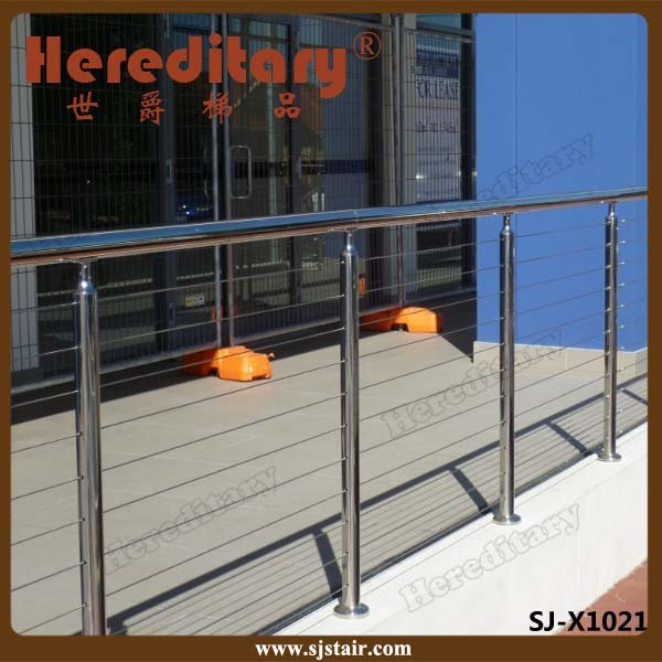 Handrails For Outdoor Steps/steel Grill Design For Terrace /stainless Steel  Railings Price