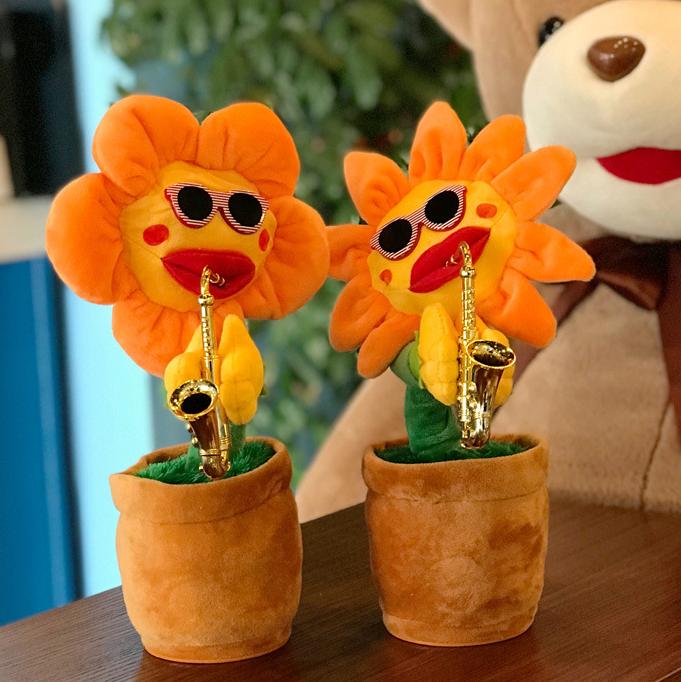 Venta al por mayor bailando juguete flor Compre online los