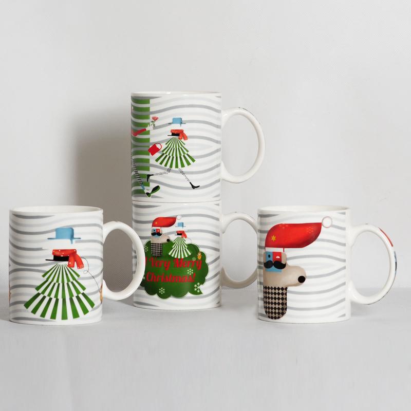 Christmas Mugs Gift Ideas,Kids Christmas Mugs,Snowman Mug - Buy ...