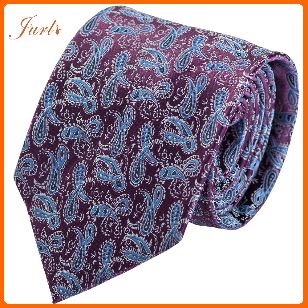mens fashion floral necktie 100% silk woven ties