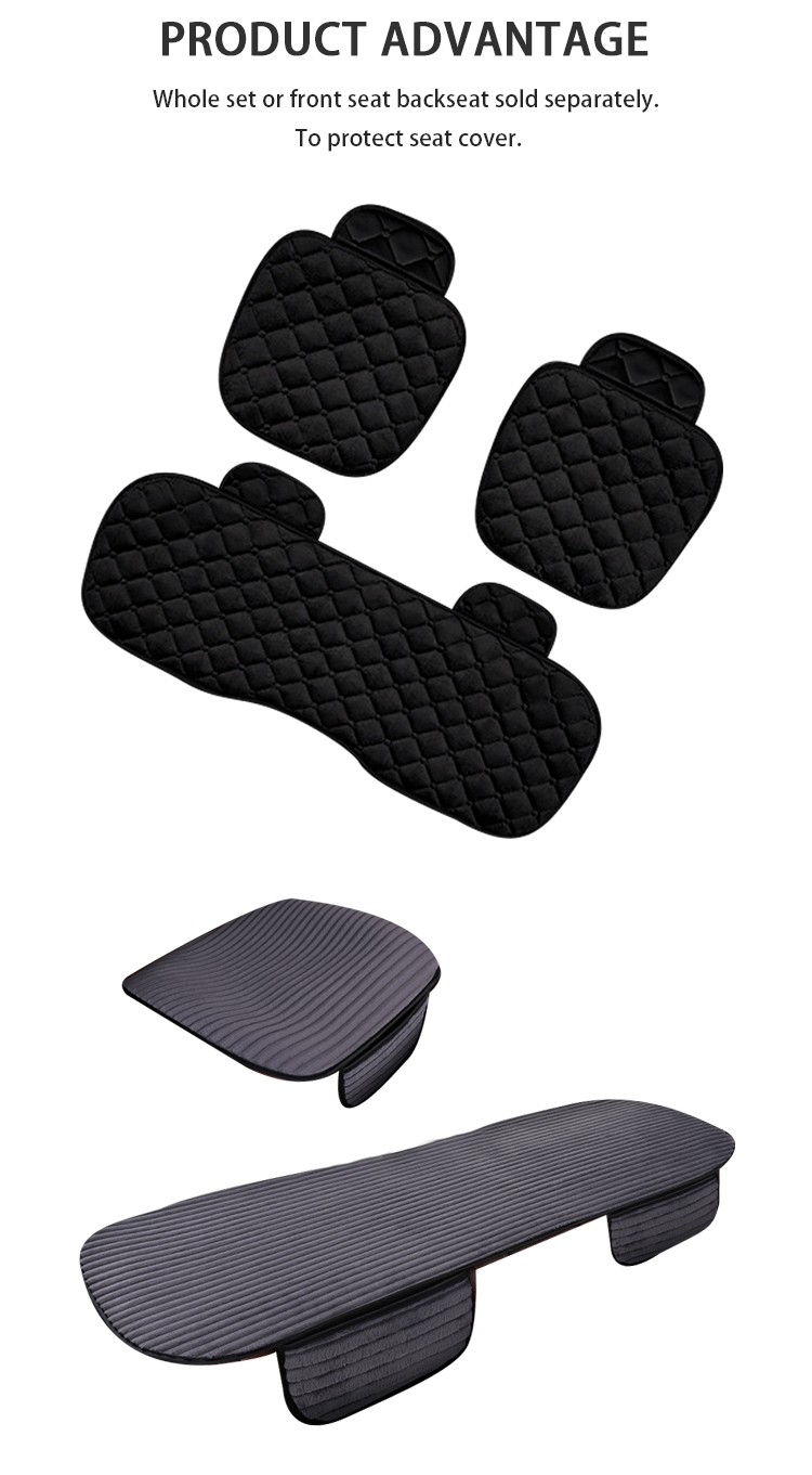 ZD-M-095  AliExpress wish Amazon EBAY car seat cover car seat four seasons universal models mats