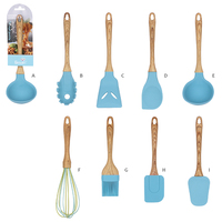 High Quality Chinese Product 9 Pcs New Silicone Kitchen Utensils Set