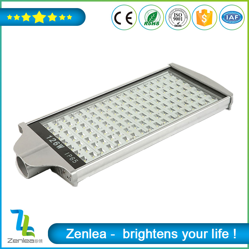 Neural packing/Customers Factory High Performance flat design 126w led street light with Factory Pricepacking are acceptable
