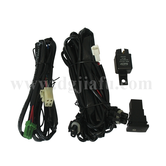 car fog lamp wire harness for Vios Corolla