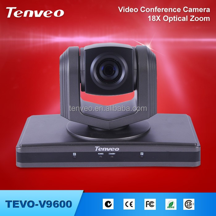 TEVO-V9600 pc webcam hot video security cameras 360 original japan movement All-in-one integrated video
