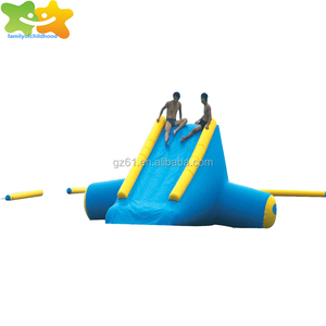 cheap adult large inflatable water slides for sale