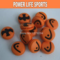 Free shipping hotsale 10pcs set Funny Tennis racket Vibration Dampener shock absorber