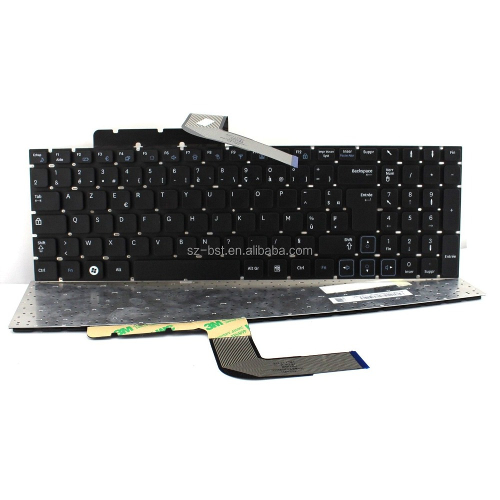 laptop keyboard US/UI/UK/LA/AR/GR/RU/FR layout For Samsung NP-RV511 RV511 RV515 NP-RV515 NP-RV520 RV52 laptop keyboards