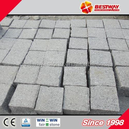De calidad superior gris piedra adoquines de ladrillo for Adoquines para jardin precio
