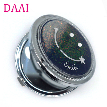 Wholesale promotional small custom handbag mirror mini compact