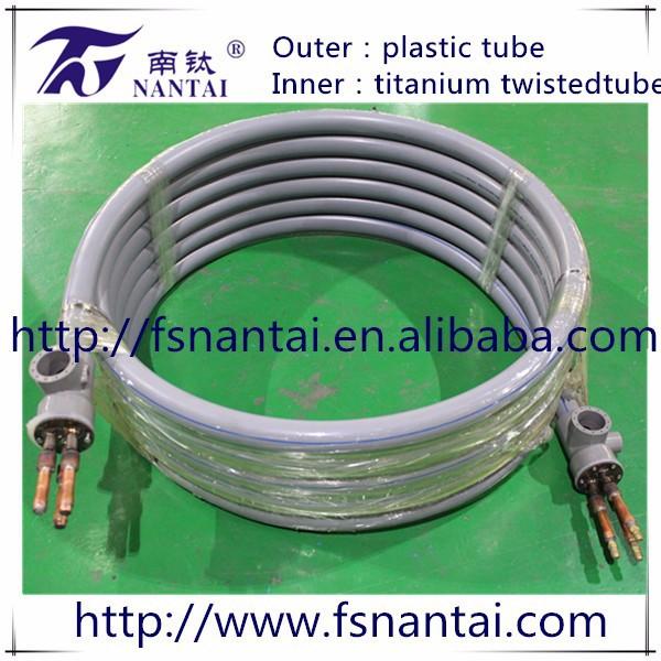 Коаксиальный теплообменник для испарителя Уплотнения теплообменника Funke FP 200 Воткинск