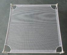 Dry Rack Net 100% polyester mesh fabric