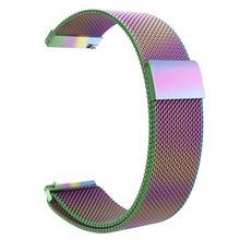 Универсальный ремешок для часов Milanes, 18 мм, 20 мм, 22 мм, ремешок для часов, Смарт-часы с металлическим ремешком из нержавеющей стали, часы для му...(Китай)