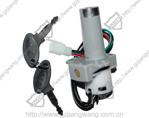 WY-125 ignition switch for motorcycle