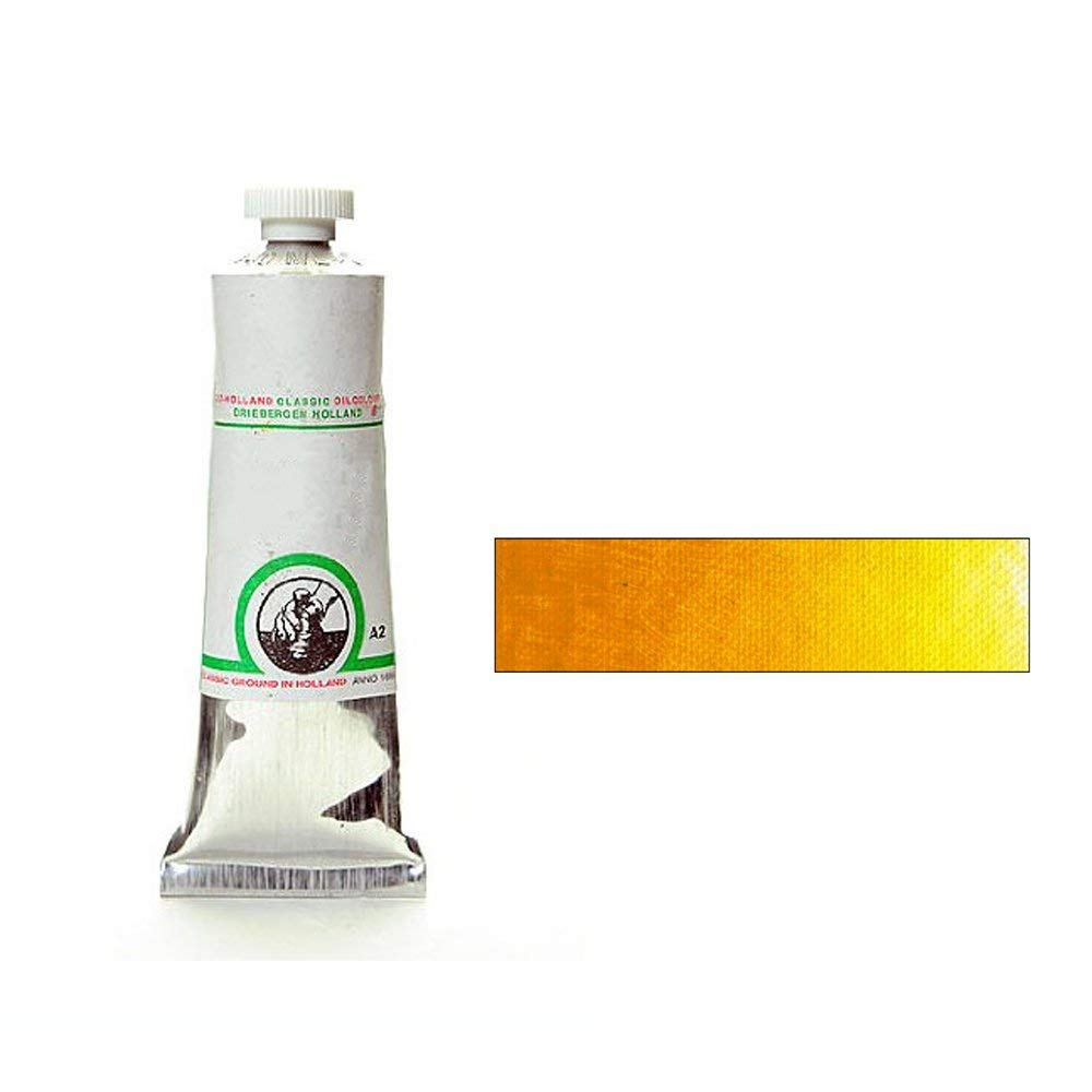 Old Holland Oil Color Gamboge Lake Extra 40 ml tube