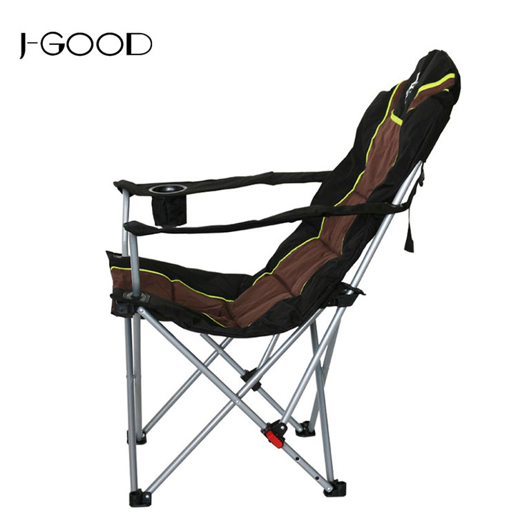 Ultralight Folding camping Beach Chair OEM with Cup Holder for Vacations