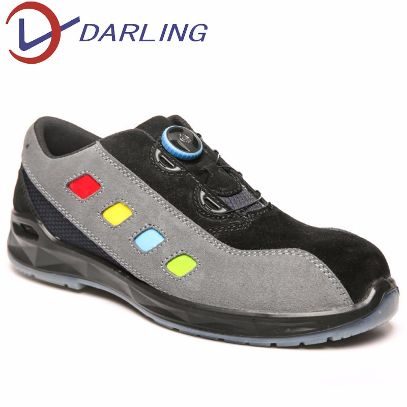 New Type Action Sports Safety Shoes Unique Design Esd Safety Shoes