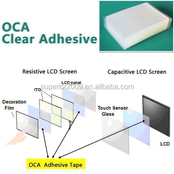 Original Oca Optical Adhesive Clear Double Faced Glue For ...