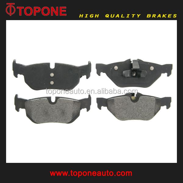 Brake Pad Manufacturer D1267 34216767150 Gdb1626
