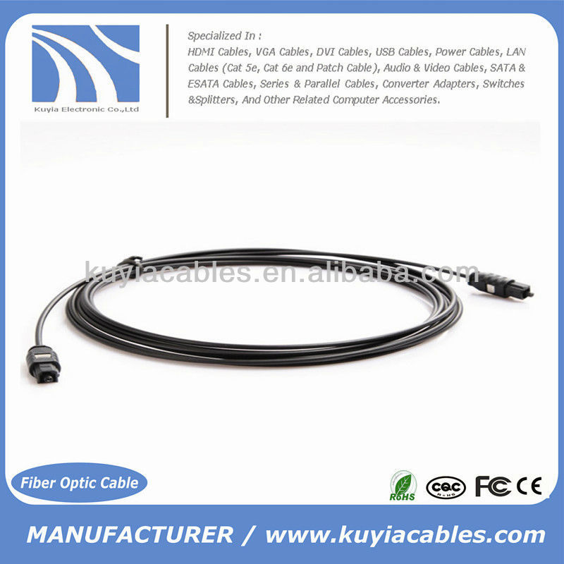 10ft Digital Optic Fiber Cable 3m