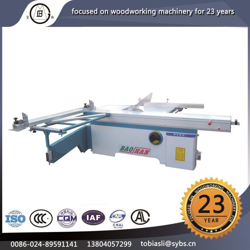 MJ-90Y New style good service log timber simple operation riving knife working used wood cutting band saw
