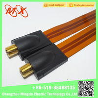 Factory direct sale flat coaxial cable under carpet with ISO9001 certificates