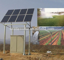 1.5Hp Solar Submersible Pump For Deep Well Water Pump