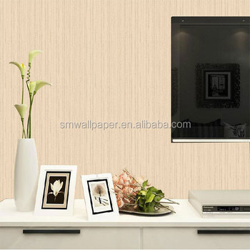 High Quality Wall Coverings Homedecor Plain Wallpapers Light Color Wallpaper