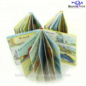 Printing Children Board Book Cheap Board Books Children Wholesale Board Book Publishing