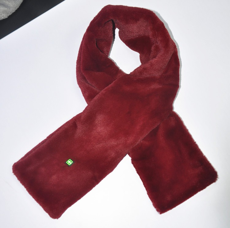 Warm Up Scarf Battery Heated Neck Warmer